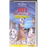 Ganhe+3 Vhs Comprando 101 Dálmatas 2 Disney Infantil Dublado