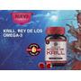 Krill Original Pure Oil 60 Cápsulas Blandas D 500mg Cada Una