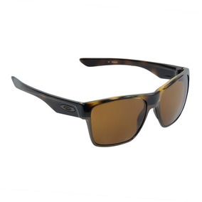 Óculos Masculino Oakley Two Face Xl Polished Brown Tortoise