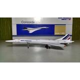 Avião Miniatura Air France Concorde - 1:400