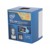 Kit Processador Intel Core I5 4430 + Placa-mãe Asus H81m-c