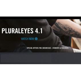 Pluraleyes 4.1.4 Pc / Mac - Serial Original