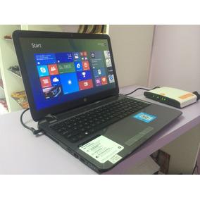 Notbook Hp 15 Amd Dual Core 2,1