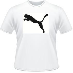 Camiseta Camisa Puma Estampada Personalizada Barata