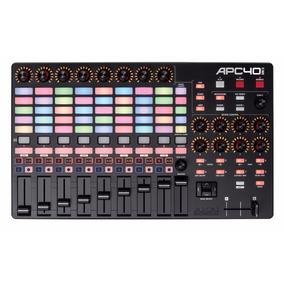 Apc40 Mkii Akai - Controlador Do Software Ableton Live P/ Dj