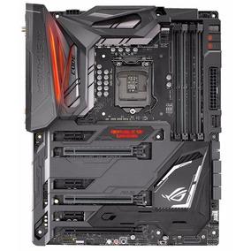 Placa-mãe Asus Rog Maximus Ix Code Lga1151 Intel Z270 Wi-fi