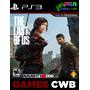 The Last Of Us - Ps3 Código. Psn - Dublado Em Português Br