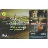 Cartao Avulso - Celular Um Grito De Socorro - R$ 0,20