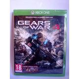 Juego Fisico Gears Of War 4 Xbox One Usado