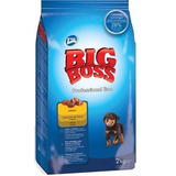 Alimento Big Boss Cachorro 20 + 2k De Regalo + Snacks