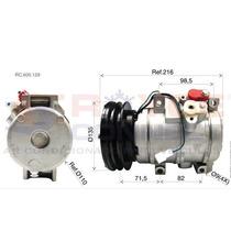 Compressor Trator Caterpillar 310/315/320 Bl Polia 1a 24v