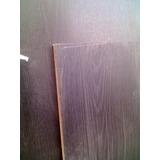 Placas De Melamina Negro (recortes) 18 Mm 0.80 X 1.20 Mts