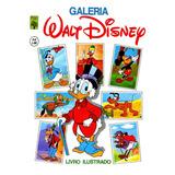 Álbum Figurinhas - Galeria Walt Disney Autocolante (1976)