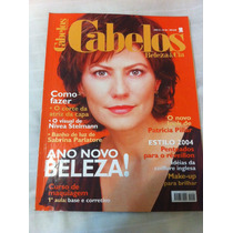 Revista Cabelos Cia Capa Patricia Pilar Nívea Stelman Samara