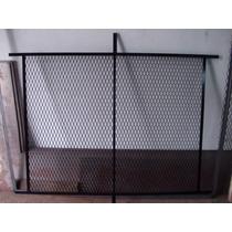Rejas De Malla Metal Desplegado, Frentes, Balcones, Terrazas