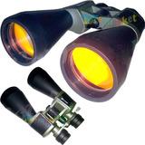 Binocular Galileo Z 36x Vision Nocturna Zoom Lente Ruby