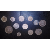 Lote De Monedas Antiguas Coleccionable De Venezuela