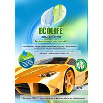 Lava Seco Lavagem A Seco Ecolife Porduto De Lavar Carro