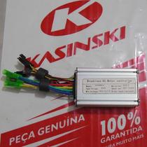 Controlador Do Motor Bicicleta Eletrika 1000 E 1001 Velle