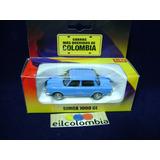 Simca Coleccion El Tiempo Escala 1/43 Eilcolombia