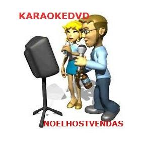 Karaoke Cd 7 Dvd Coletanea Musica Cante Mpb Pop Rock Barato