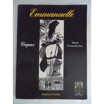 Revista Emanuelle Opera Erótica Quadrinho Adulto 1989