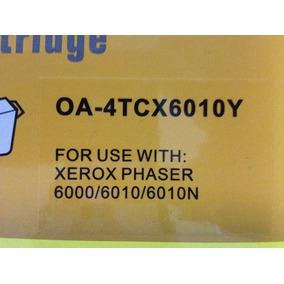 Toner Cartucho Xerox 6000/6010 Generico Cyan Laser