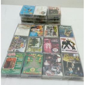 24 Audio Cassette Lote, De Uso Pero Buenas Condiciones 11ks