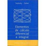 Elementos De Calculo Diferencial E Integral Sadosky