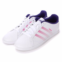 Tenis Adidas Neo Coneo Blanco Mujer Aw4757 Look Trendy