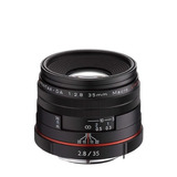 Pentax K-mount Hd Da 35mm F/2.8 Macro 35-35mm Fixed Lens