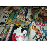 Mad Em Português-editora Vecchi - Nº 28-jornada Nas Estrelas