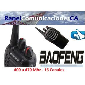 Radio Baofeng Bf 888 S - Nuevo Uhf