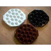 Provoletera Ceramica Bca 19 Porc Apta Horno-parrilla-microon