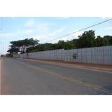 Muros Pre Fabricados H: 1,80 , 200 , 2,40
