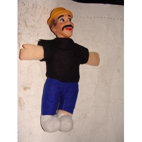 Peluche De Don Ramon, Personaje Del Chavo Del Ocho
