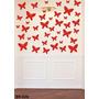 Adesivo Decorativos Kit 68 Borboletas, Quarto, Sala,banheiro