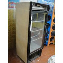 Refrigerador Exhibidor Para Negocio, Usado, Funcionando