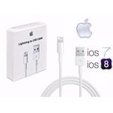 Cabo Lightning 100% Original Apple Iphone 5c/5s/6 Ipad, Ipod
