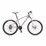 Bicicleta Jamis Monterey Grey Freio Hidráulico Shimano Acera