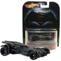 Batman V Superman Batimobile Hw Retro Nuevo