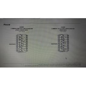 Ca3082 Transistor Array Circuito Integrado
