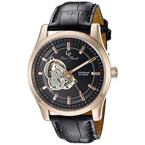 Lucien Piccard Relojes Del Cuero De Morgana Banda Reloj Me