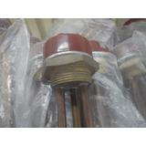 Resistencia Electrica Lisa C/termostato Calentador De Agua