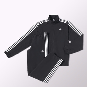 Conjunto Adidas Essentials 3 Tiras