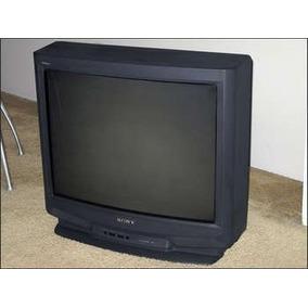 Tv Sony Semi Plana 29