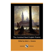 Libro Hundred Best English Poems (dodo Press), Adam L Gowans