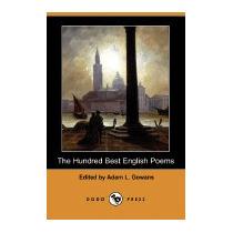 Libro Hundred Best English Poems (dodo Press), Adam L Gowans
