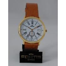 Nuevo Reloj Suizo Original Swiss Fortis Para Hombre