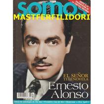 Ernesto Alonso Revista Somos 2002 Maria Felix Pedro Infante